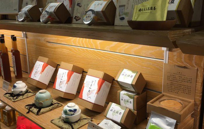 誠品蟬吃茶茶盒上架
