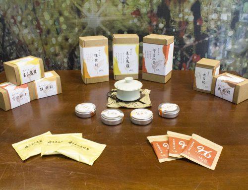 蟬吃茶新品上市記者會